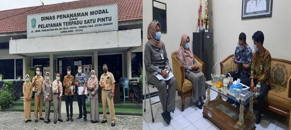 OMBUDSMAN Republik Indonesia Nilai Pelayanan Publik DPMPTSP