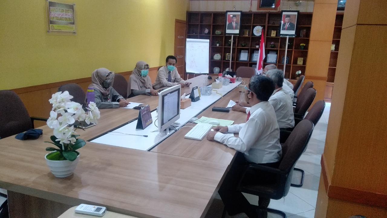 DPMPTSP Lumajang Koordinasi KSWP ke KPP Probolinggo